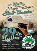 2º Rally de São Bento - Carros Antigos
