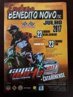 Catarinense de Enduro FIM - Benedito Novo