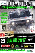 Rally do Papel - Rally PR