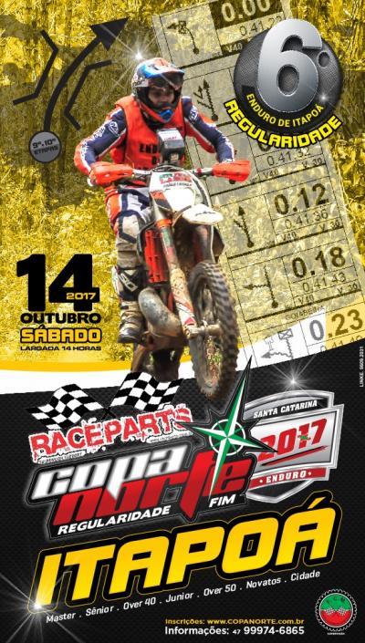 7º Enduro de Itapoá - Copa Norte