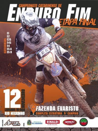 Catarinense de Enduro FIM - Rio Negrinho