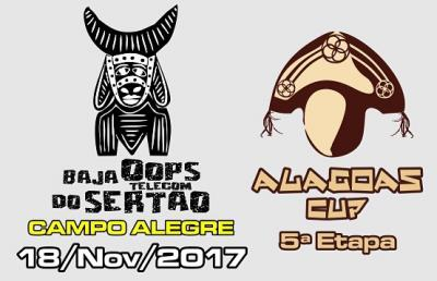 Alagoas Cup Baja Oops Telecom do Sertão