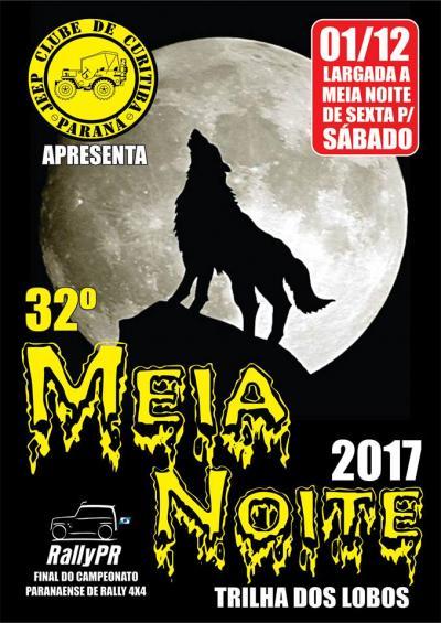 32º Rally da Meia Noite - Trilha dos Lobos