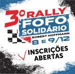 3º Rally do Fofo Solidário Robert Hoffmann