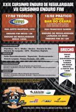 Cursinho Enduro FIM e Regularidade - 2018 TCC