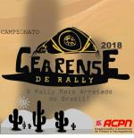 1ª Etapa do Campeonato Cearense de Rally 2018