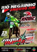 Abertura Copa Norte de Enduro FIM - Rio Negrinho