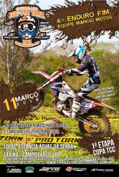 4º Enduro F.I.M Marcio Motos