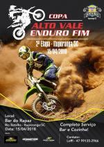 2ª Etapa Copa Alto Vale de Enduro FIM - Ituporanga
