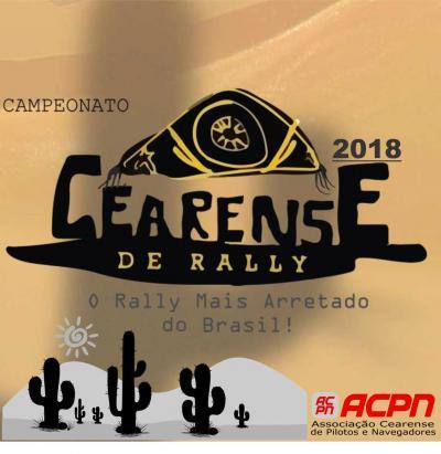 2ª Etapa do Campeonato Cearense de Rally 2018