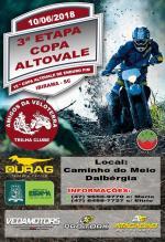 3ª Etapa Copa Alto Vale de Enduro FIM - Ibirama