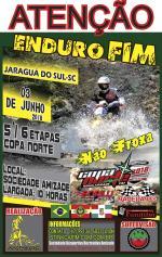 Copa Norte de Enduro FIM - Jaraguá do Sul
