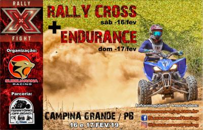 Rally Endurence X-Fight 2019