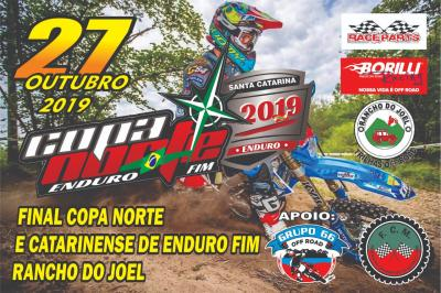 Final da Copa Norte de Enduro FIM - Rancho do Joel