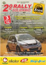 2º Rally 4x2 Solidário